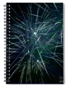 Pyrotechnic Delight Spiral Notebook