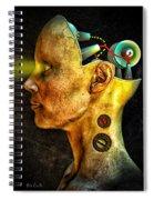 Pythia Spiral Notebook