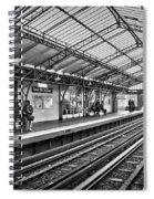 Quai De La Gare Spiral Notebook