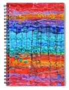 Quantum Cascade Spiral Notebook