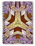 Quantum Legacy Spiral Notebook