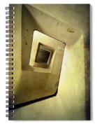 Square Staircase Spiral Notebook