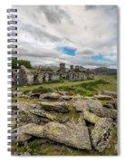 Quarry Cottages Spiral Notebook