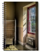 Quarry Hospital Spiral Notebook