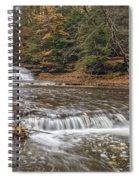 Quarry Rock Falls Spiral Notebook