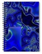 Quarters Of Midnight Spiral Notebook