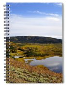 Quartz Lake Recreation Area Spiral Notebook