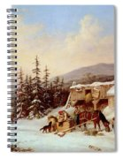 Quebec Spiral Notebook