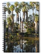 Queen Anne Cottage Spiral Notebook