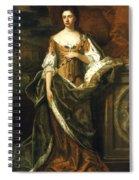 Queen Anne Of England (1665-1714) Spiral Notebook