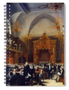 Queen Caroline Trial, 1820 Spiral Notebook