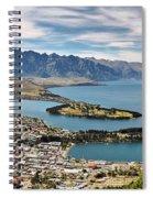Queenstown Spiral Notebook