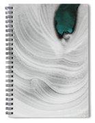 Query Climb Spiral Notebook