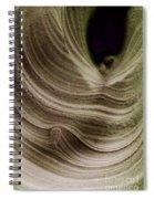 Query Strange Spiral Notebook