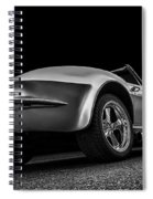Quick Silver Spiral Notebook