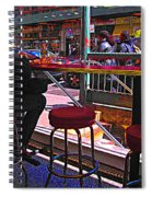 Quick Slice Of Pizza - New York Spiral Notebook