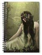 Quiescence Spiral Notebook