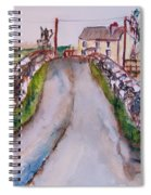 Quiet Man Bridge Spiral Notebook