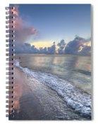 Quiet Morning Spiral Notebook