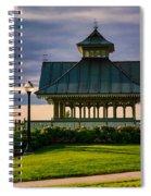 Quiet Retreat  Spiral Notebook