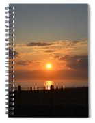 Quiet Sunrise Spiral Notebook