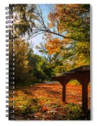 Quiet Time Spiral Notebook