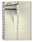 Quiet Water Spiral Notebook