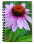 Quietly Sitting All Alone Spiral Notebook