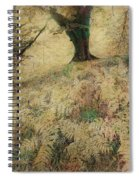 Quietude Of The Forest Spiral Notebook