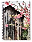 Quince Dreams Spiral Notebook