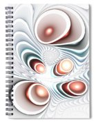 Quintet Spiral Notebook