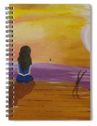 Quite Moments Spiral Notebook