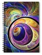 Quizzical Spiral Notebook