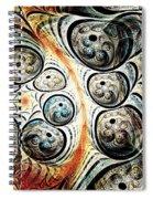 Quorum Sense Spiral Notebook