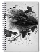 Qush Spiral Notebook