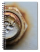R Bolted Spiral Notebook