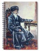 Rabbi Meisels Spiral Notebook