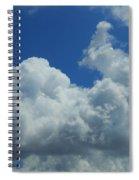 Rabbit Cloud Spiral Notebook