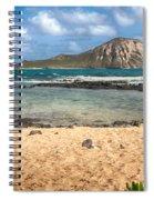 Rabbit Island Spiral Notebook