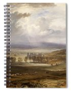 Raby Castle Spiral Notebook