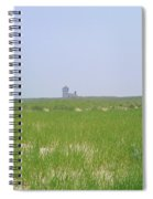 Race Point Life Saving Station Spiral Notebook