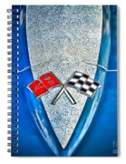 Race To Win Spiral Notebook
