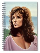Rachel Ward Spiral Notebook