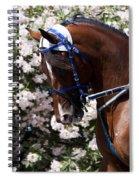 Racing Horse  Spiral Notebook