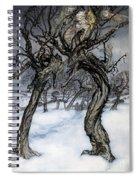 Rackham: Whisper Trees Spiral Notebook
