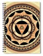 Radiant Affection Spiral Notebook