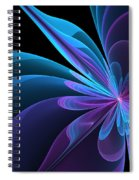 Radiant Beauty Spiral Notebook