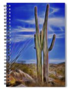 Radiant Couple Spiral Notebook