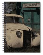 Radiator Shop Spiral Notebook