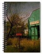 Radiator Shop Repair Spiral Notebook
